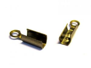 Cord end pressed (2mm) B