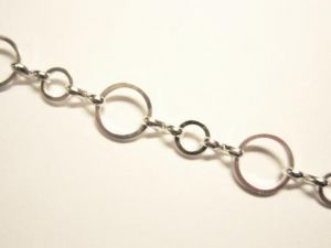 Loop chain round(6/10mm) JCH0061