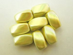 Magnet bead yellow