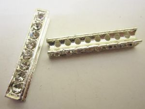 Divider with Rhinestones wide