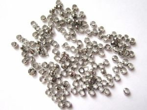 Crimp bead 3mm steel