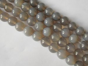 Agate grey 10mm