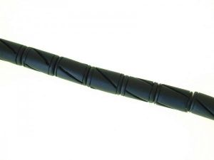 Brazilian black stone 13x20mm tube