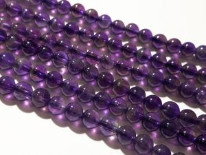 Amethyst dark about 4,5mm ( 90 pcs)