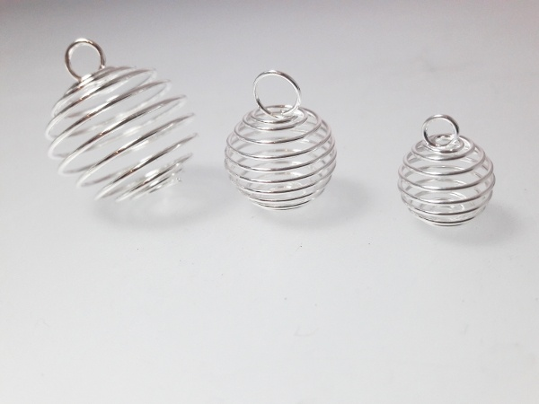 Bead setting Spiral S (2-4pcs)