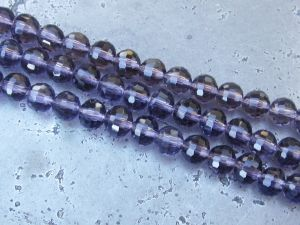 Crystal bead 6mm lilac KRP0005