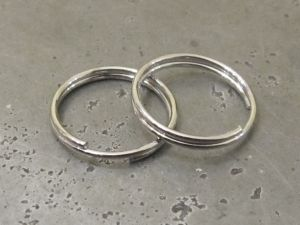 Split ring  (12mm) St