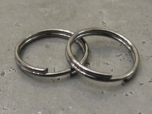 Split ring  (12mm) Gr