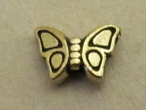 TierraCast spacer bead butterfly TC5650