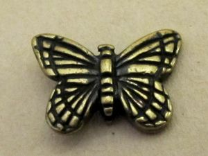 TierraCast spacer bead butterfly TC5520