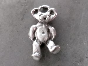 Pendant Teddy bear (bag)