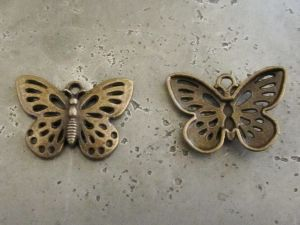 Pendant butterfly B (1pc)