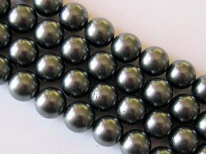 Shell based pearl 10mm grey