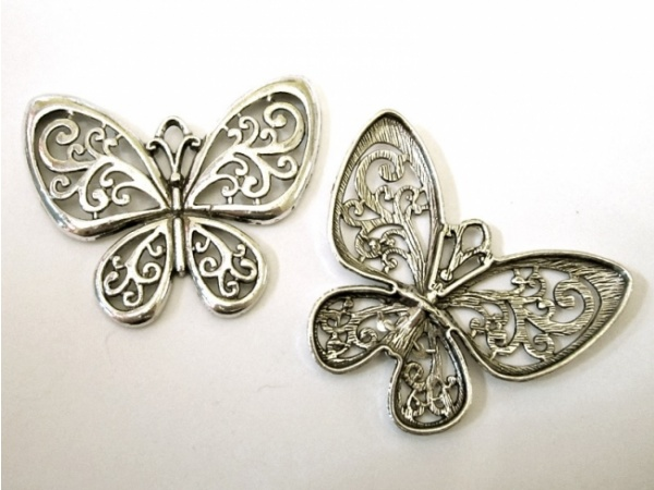 Pendant big butterfly