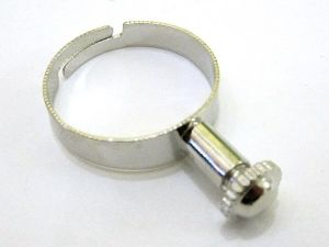 Ring base for pandora bead St