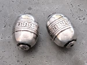 Copper coated bead CCB3448