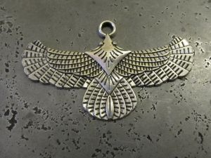 Pendant eagle (1pc)