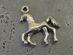 Pendant small horse (1pc)