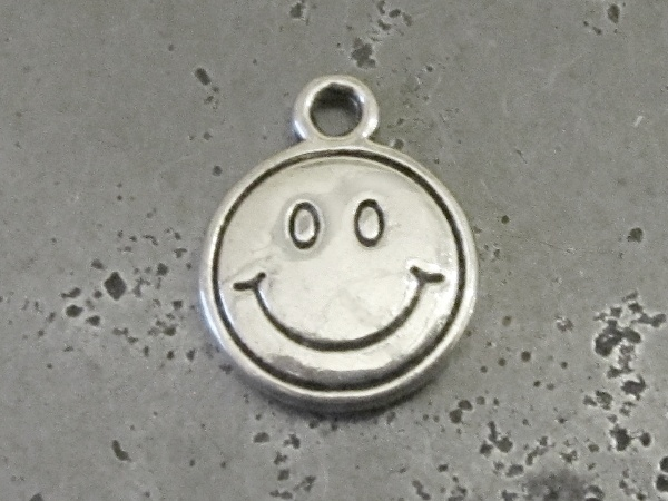 Pendant smiley face (bag)