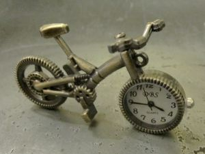 Clock bicycle