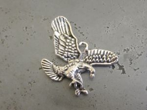Pendant small eagle