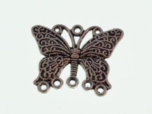 Butterfly pendant/ pendant base  (bag)
