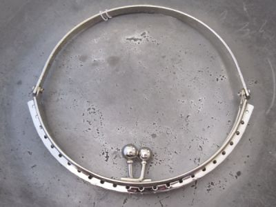 Bag frame round (130mm)