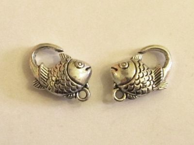 parrot clasp  Fish