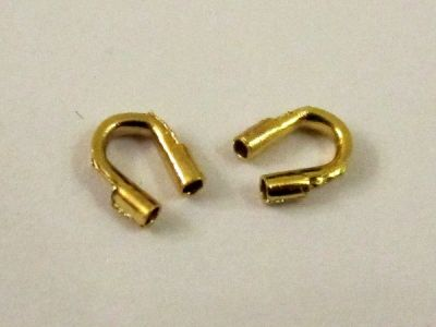 Wire quardian, gold