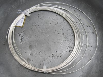 Silver wire (0,8mm)