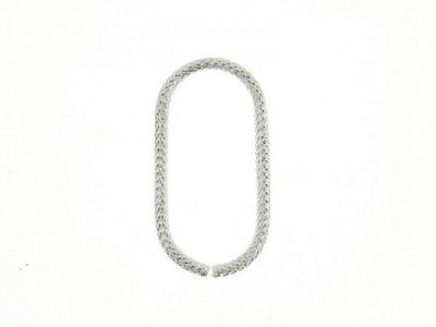 chain loop avattava round edge rectangle JFI0058