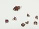 Copper coated bead flower/ bead cap CCB3090