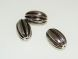 Copper coated bead CCB3889