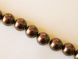 Shell based pearl  12mm copper
